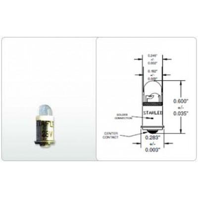 T-1 3/4 MIDGET FLANGE (DOME LED)